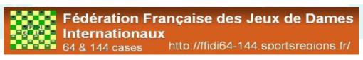 чемпионат Франции по шашкам-64